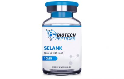 Have a Look at the Potential Advantages Of Selank Peptide